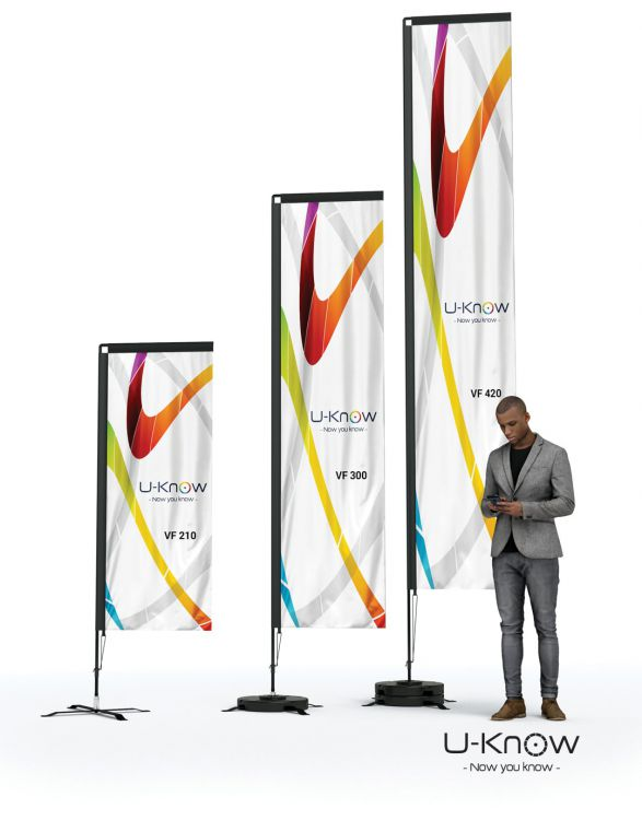 VF 300  VOILE VERTICAL 3M00